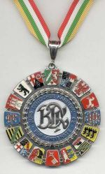 BDK-Verdienstorden in Silber